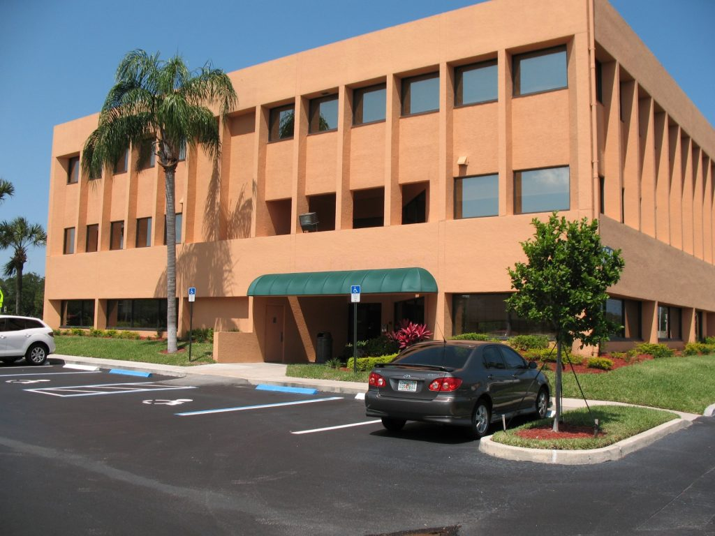 This commercial building in South Florida at 100 & 150 East Sample Road sold for $4,700,000. Rapp Realty represented the seller