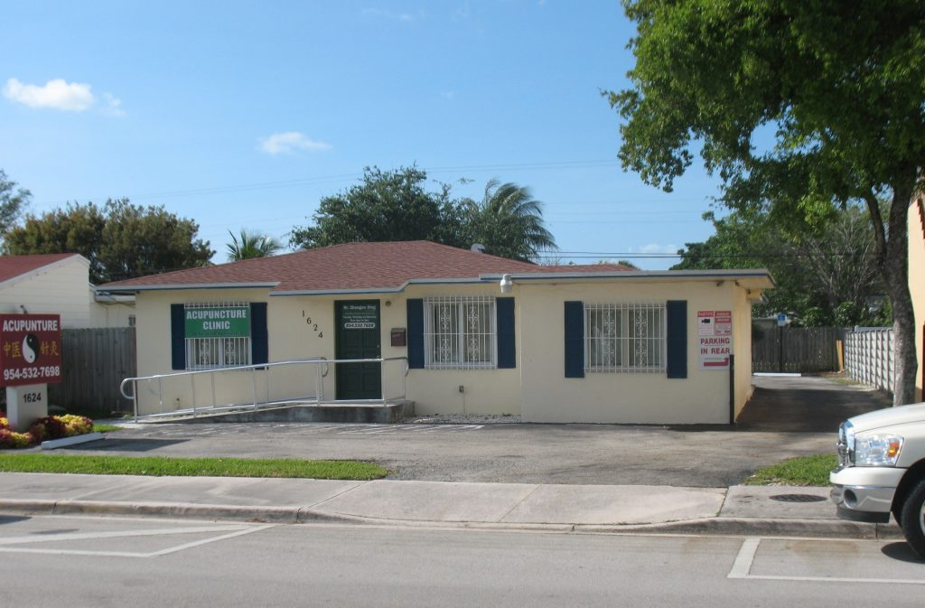 This commercial building in South Florida at 1624 East Atlantic Blvd sold for $172,000. Rapp Realty represented the buyer and seller