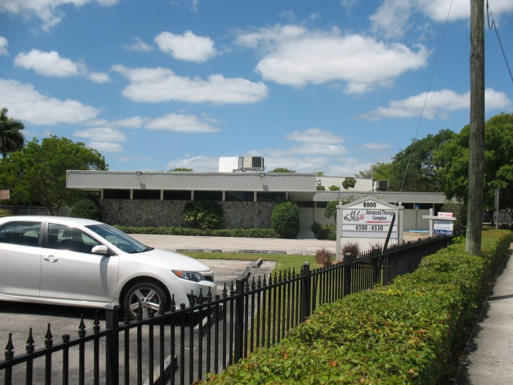 This commercial building in South Florida at 6500 West Sunrise Blvd sold for $431,500. Rapp Realty  represented the buyer