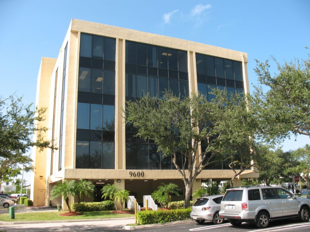 This commercial building in South Florida at 9600 West Sample Road sold for $2,825,000 . Rapp Realty represented the seller 9600 West Sample Road
