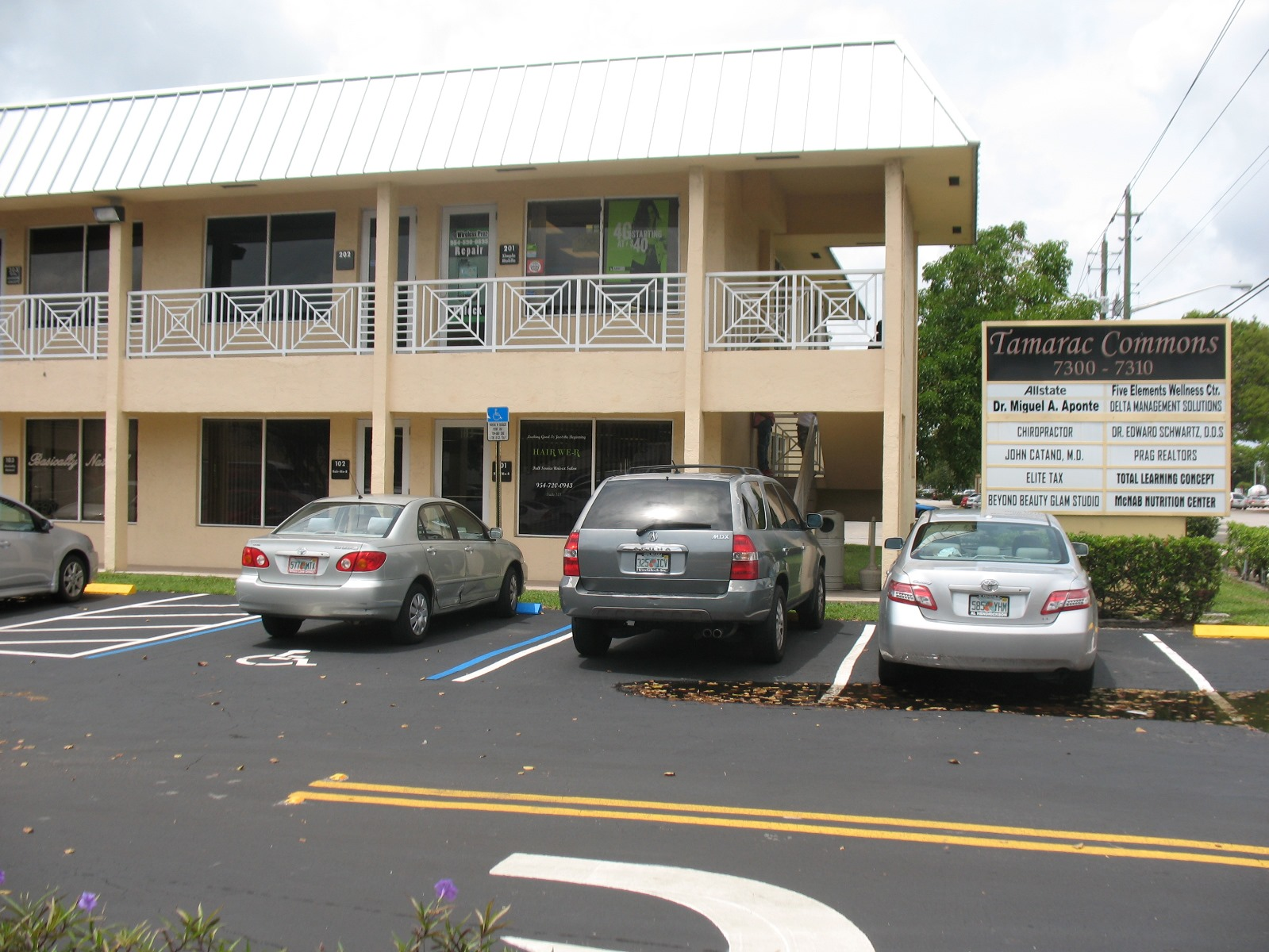 For Lease - 7300 & 7310 West Mcnab Road - Tamarac